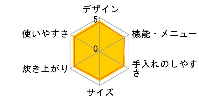 炭炊釜 NJ-JS06のユーザーレビュー