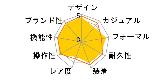 メカニカル 3針カレンダー SARB033のユーザーレビュー