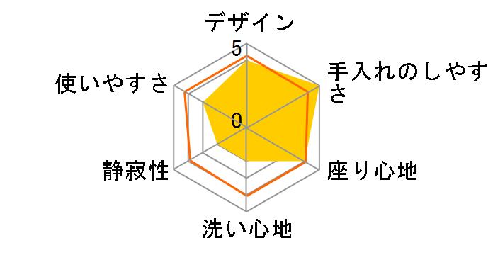 ビューティ・トワレ DL-UD10-CP [パステルアイボリー]のユーザーレビュー