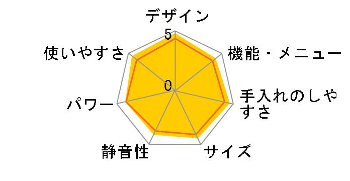 3つ星 ビストロ NE-A263-CK [コモンブラック]のユーザーレビュー