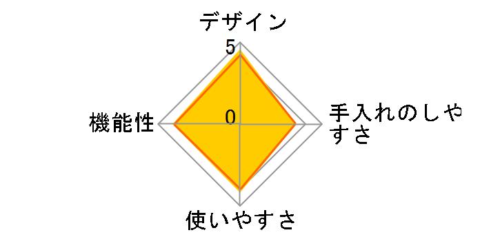 セレクトグラインド MJ-518 [ブラック]のユーザーレビュー