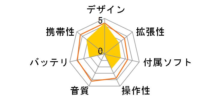 COWON D3 plenue D3-16G-PP [パープル]のユーザーレビュー