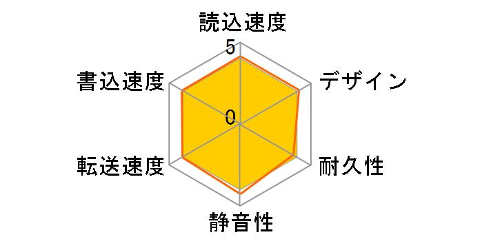 HD-PCT500U3-BJ [�N���X�^���u���b�N]�̃��[�U�[���r���[