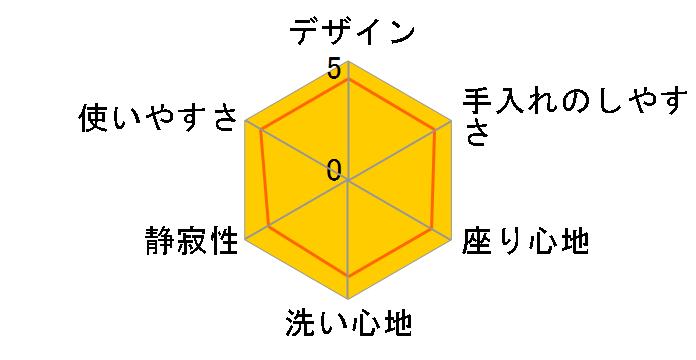 ビューティ・トワレ S4 CH814S-NP [パステルピンク]のユーザーレビュー