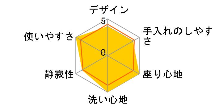 ビューティ・トワレ S3 CH813S-PF [パステルアイボリー]のユーザーレビュー