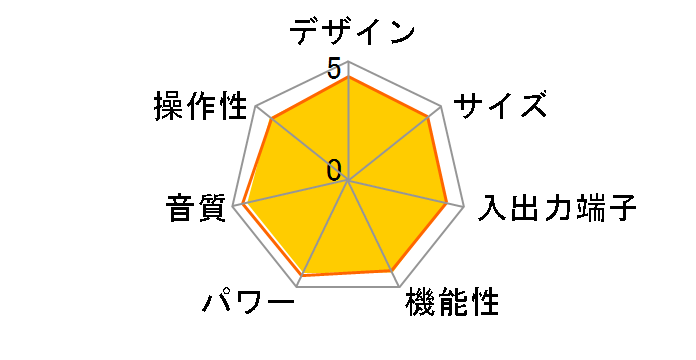 PMA-390RE(K) [ブラック]のユーザーレビュー