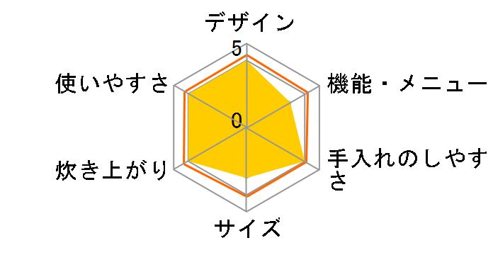 炊きたて JBH-B100-C [ベージュ]のユーザーレビュー