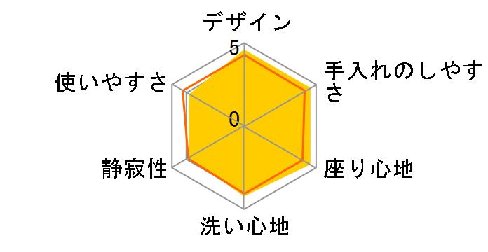 ビューティ・トワレ DL-WF60-WS [パールホワイト]のユーザーレビュー
