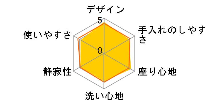 ビューティ・トワレ DL-WF40-P [パステルピンク]のユーザーレビュー