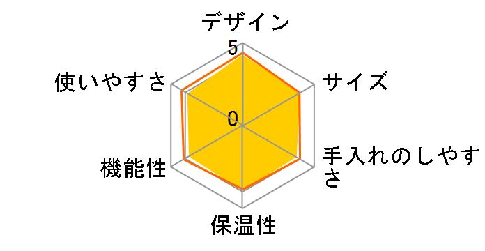 アロマサーモステンレスII MKM-531/B [ジェットブラック]のユーザーレビュー
