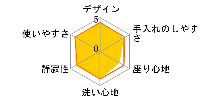ハンディトワレ・スリム DL-P300-G [ターコイズグリーン]のユーザーレビュー