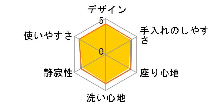 ビューティ・トワレ DL-WH60-WS [パールホワイト]のユーザーレビュー