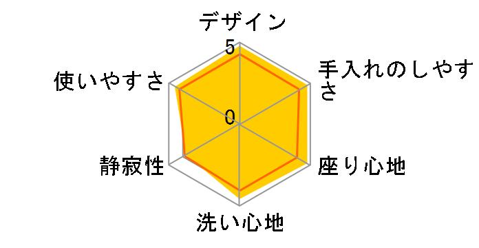 ビューティ・トワレ DL-WH50-P [パステルピンク]のユーザーレビュー