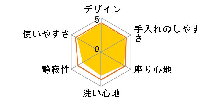 ビューティ・トワレ DL-WH20-CP [パステルアイボリー]のユーザーレビュー