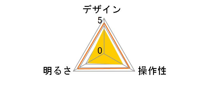 グリーンハウス GH-LED08STK [ブラック]