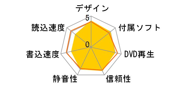 BDR-XS06J [シルバー]のユーザーレビュー