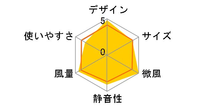 バルミューダ GreenFan Japan EGF-1560-WK [ホワイトxブラック]