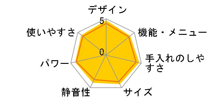 3つ星 ビストロ NE-BS1400-RK [ルージュブラック]のユーザーレビュー