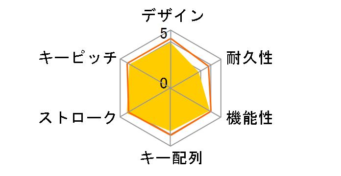 HERMES E2 7COLOR 青軸 [ブラック]のユーザーレビュー