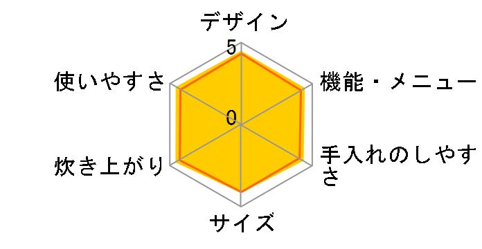 炎舞炊き NW-KA10-BZ [黒漆]のユーザーレビュー
