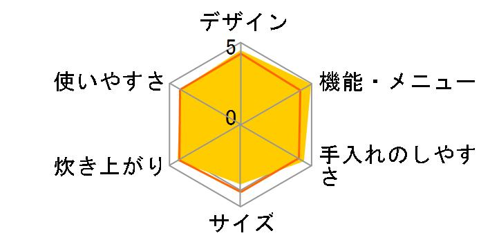 本炭釜 KAMADO NJ-AW108のユーザーレビュー