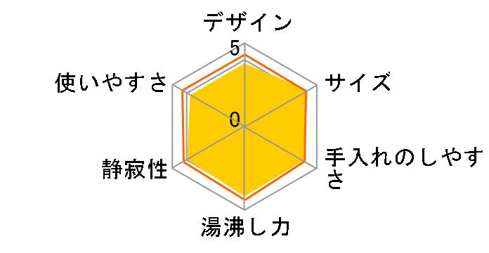 蒸気レス電気ケトル わく子 PCJ-A101