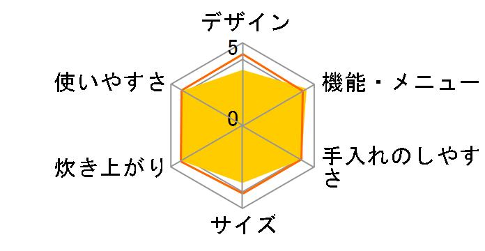 極め炊き NP-HW10-XA [ステンレス]のユーザーレビュー