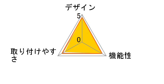 KAZE MASTER 5.25インチ版 KM01-BK [ブラック]のユーザーレビュー