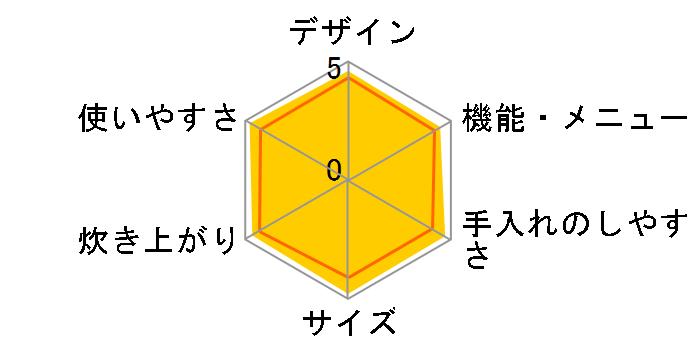 極め炊き NP-GE05-XJ [ステンレスブラウン]のユーザーレビュー