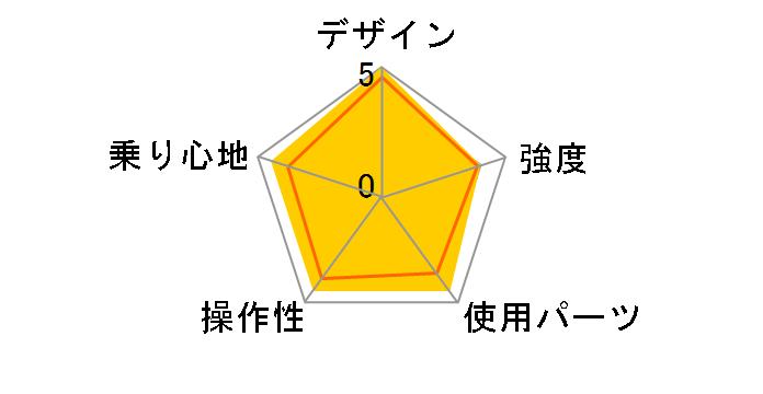 DOPPELGANGER 212 tangerine 7段変速モデル [タンジェリンオレンジ]のユーザーレビュー