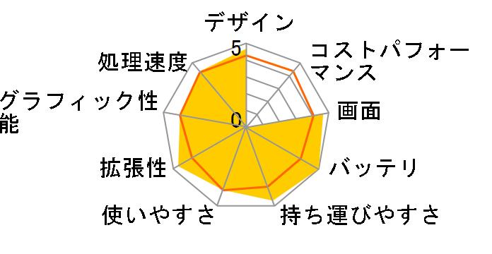 dynabook R731 R731/36EB PR73136ERFB [グラファイトブラック]のユーザーレビュー
