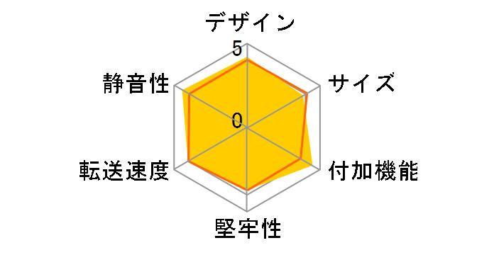 KURO-DACHI/CLONE+ERASE/U3 [ブラック]のユーザーレビュー