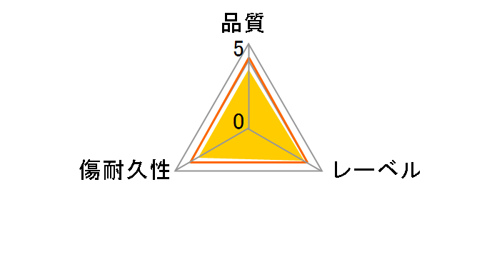 HDD+R85HP50 [DVD+R DL 8倍速 50枚組]のユーザーレビュー