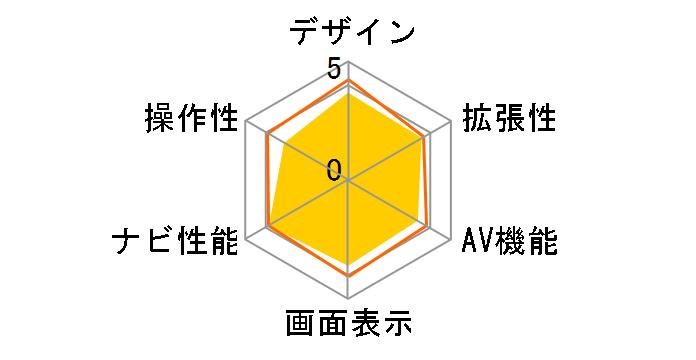 楽ナビ AVIC-MRZ099のユーザーレビュー