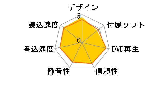 BDR-XD05BK [Black]のユーザーレビュー