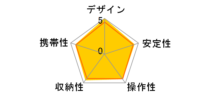 Compact ライト三脚4段 フォトキット MKCOMPACTLT-BK [ブラック]