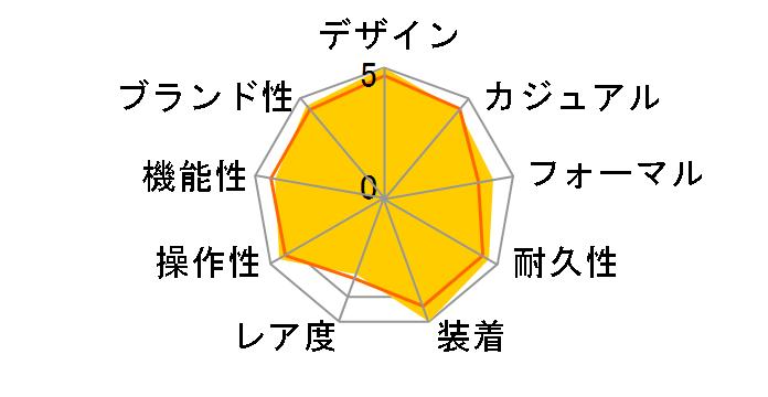 エクシード エコ・ドライブ電波時計 AT9054-57E