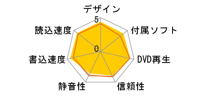 BDR-XD05BKXL2 [ブラック]のユーザーレビュー