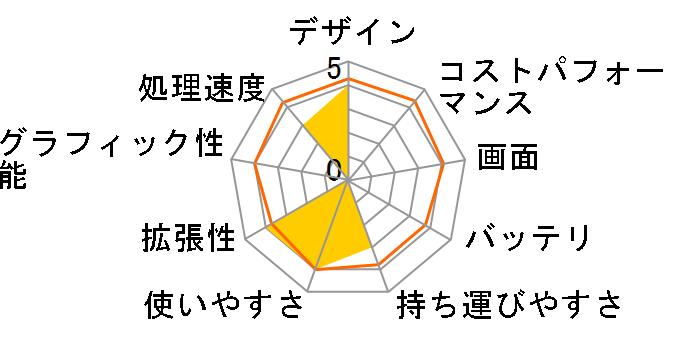 Aspire E15 ES1-571-N14D/K [ダイヤモンドブラック]のユーザーレビュー