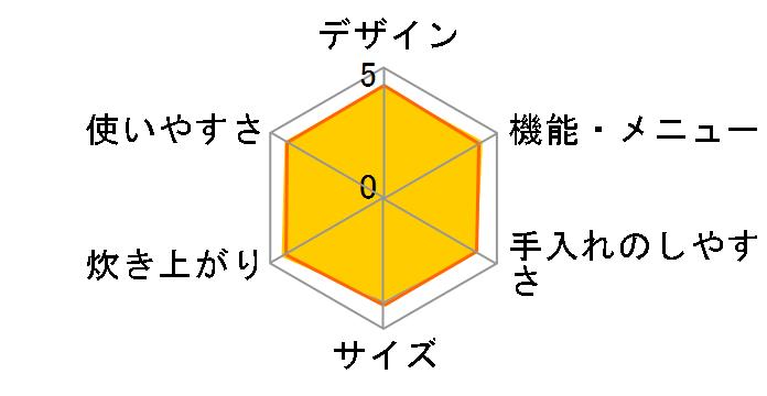 極め炊き NP-BF10-TD [ダークブラウン]のユーザーレビュー
