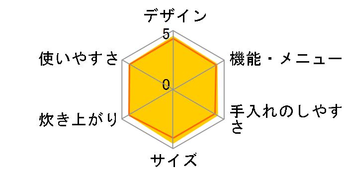 炊きたて JPC-A100-WH [ホワイトグレー]のユーザーレビュー