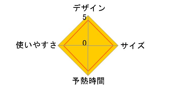 美(ミ)ラクルLa・Coo TA-FLW800(P) [ピンク]のユーザーレビュー