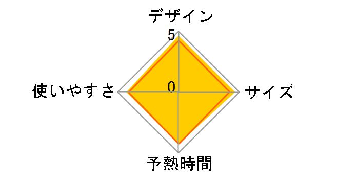 美(ミ)ラクルLa・Coo TA-FLW700(R) [レッド]のユーザーレビュー