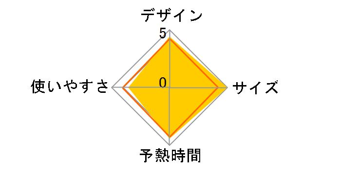 コンパクト 美(ミ)ラクルLa・Coo TA-FV430(L) [ブルー]のユーザーレビュー