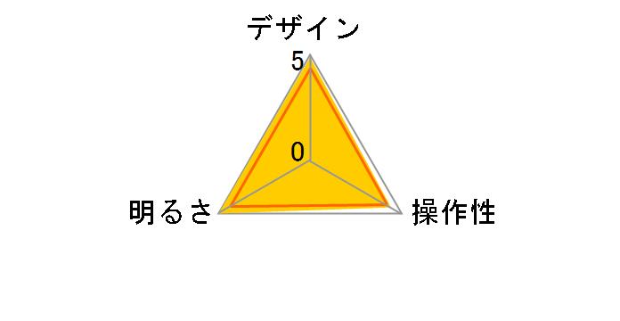 SQ-LD523-S [シルバー仕上]のユーザーレビュー