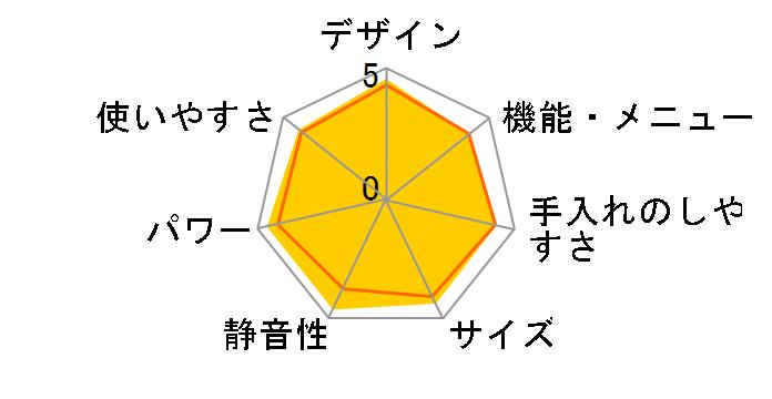 3つ星 ビストロ NE-BS805-K [ブラック]のユーザーレビュー