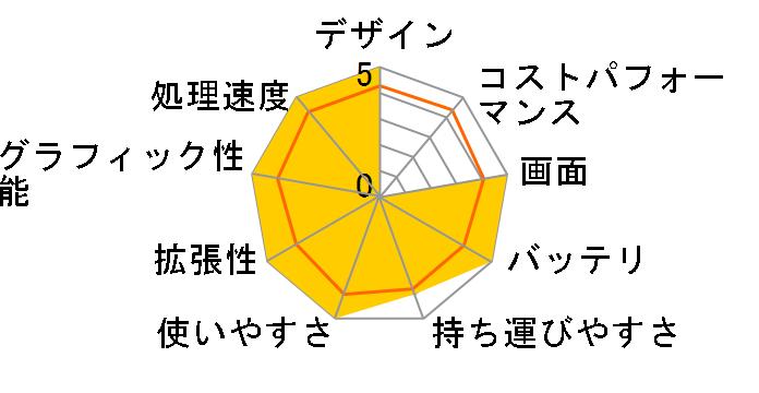 Spin 5 SP513-52N-N78Uのユーザーレビュー