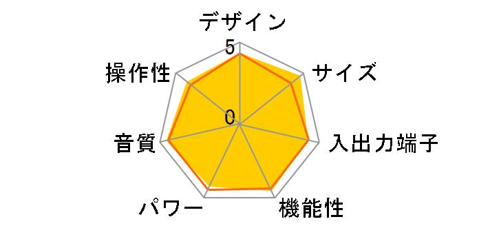 RX-S602(B) [ブラック]のユーザーレビュー