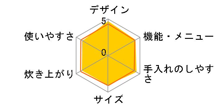 極め炊き NW-JB18のユーザーレビュー
