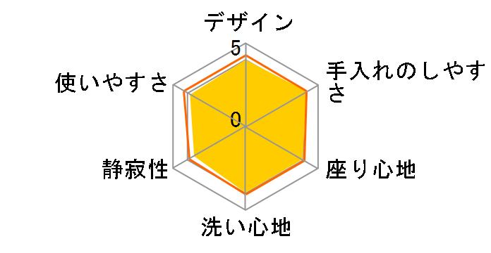 ビューティ・トワレ DL-WM40-CP [パステルアイボリー]のユーザーレビュー